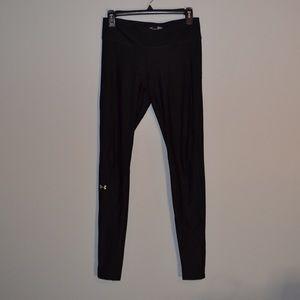 Black under armour compression leggings heat gear